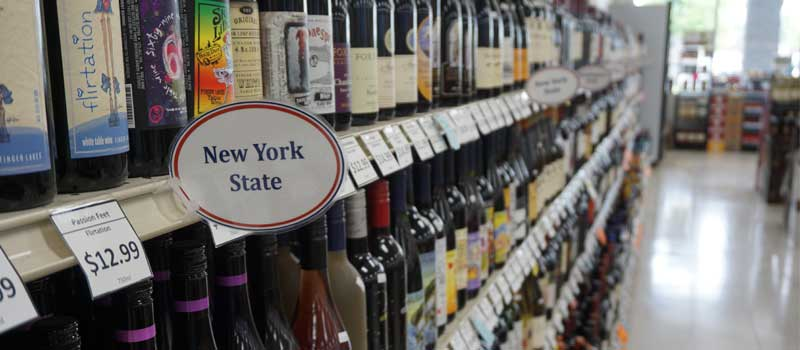 New york state wines